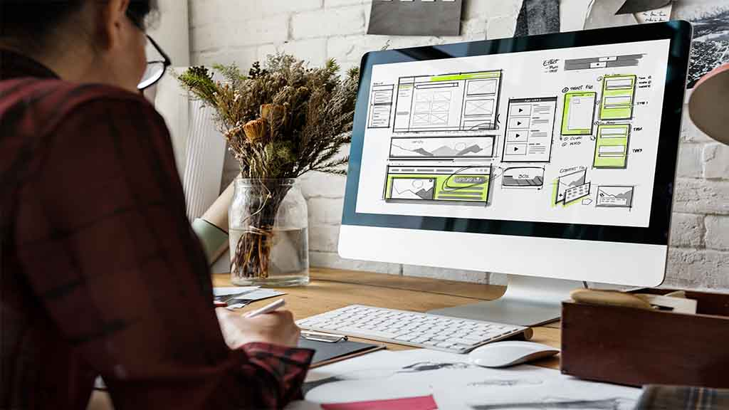 Web Design Layout and Visual Appearance